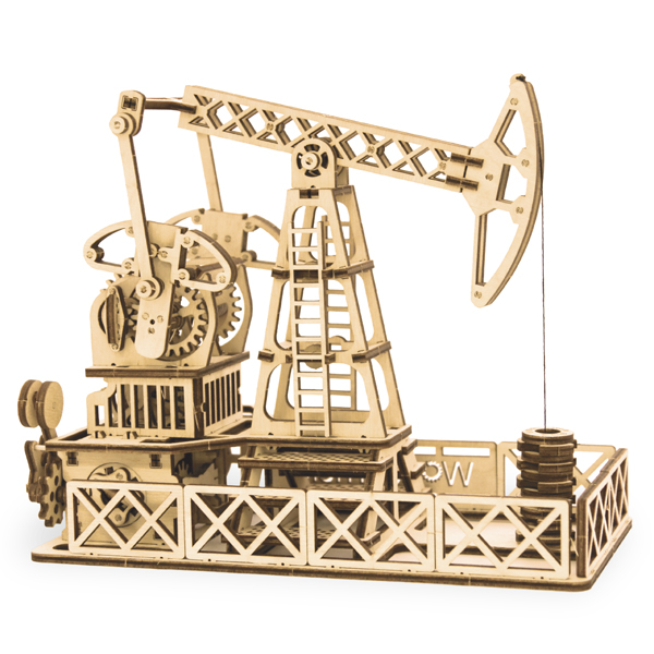 woodtrick oil rig