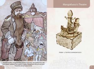 Mangiafuoco's theater 3Dino model