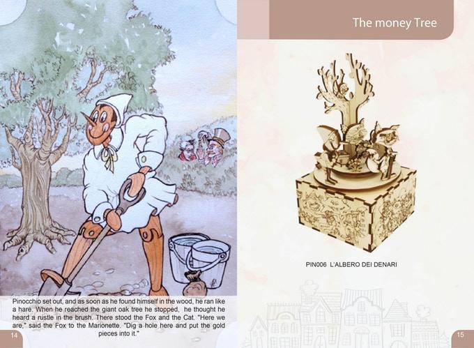 The money tree 3Dino model