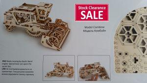 ugears model COMBINE
