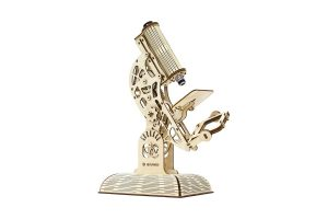 Mr. Playwood model Microscope
