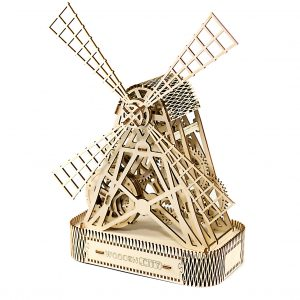 Windmill Wooden City